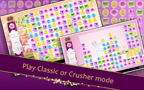 Diamond Crusher FREE - screenshot thumbnail