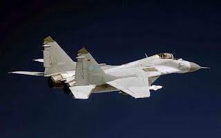 Screenshot of MiG-29 Fulcrum PRO