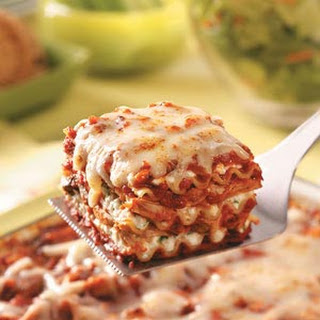 Hearty Chicken Lasagna