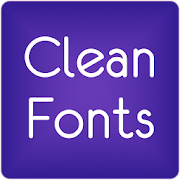 App Fonts Clean for FlipFont® Free APK for Windows Phone