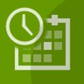Clock Calendar Widget + icon