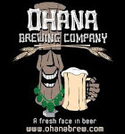 Logo of Ohana Bort Brown Ale