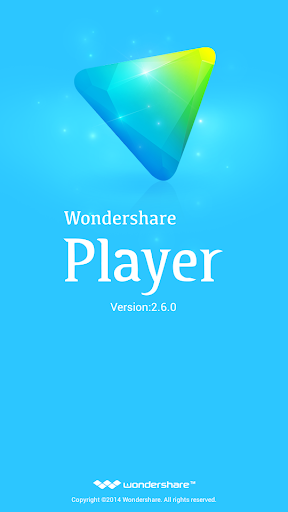 Wondershare Player 3.0.6 screenshots 1