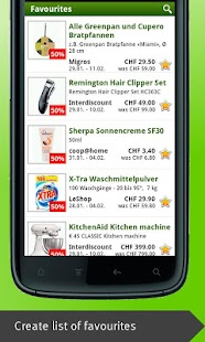 Smartshopper Switzerland - screenshot thumbnail