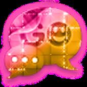 GO SMS - Pastel