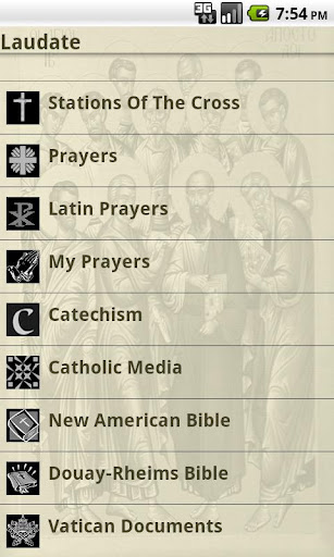 Laudate - #1 Free Catholic App 2.36 screenshots 1