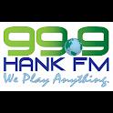 99.9 HANK FM