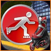 Extreme Roller Skater 3D Games