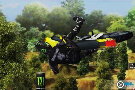 Ricky Carmichael's Motocross Screenshot