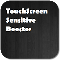 Touch Screen Sensitive Booster icon