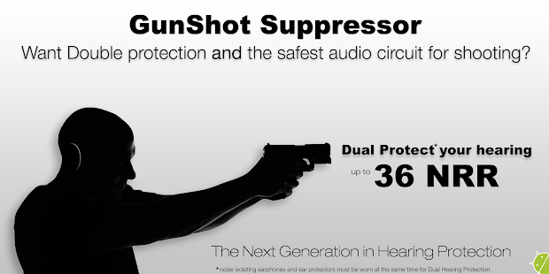 GunShot Suppressor- screenshot thumbnail
