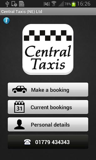 Central Taxis NE Ltd