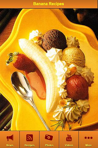 Banana Recipes FREE - screenshot
