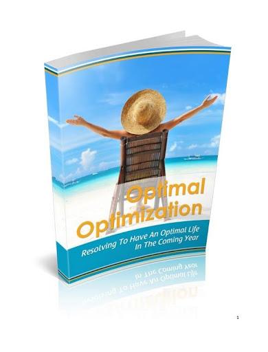 Optimal Optimization