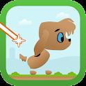 Dog On The Run - Runner icon