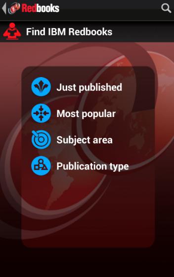 IBM Redbooks - screenshot