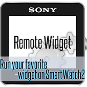 Remote Widget for SmartWatch2
