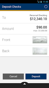 myCCCU Mobile Banking - screenshot thumbnail