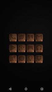 Dark Wood - Icon Pack v3.2.4.1