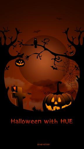 Halloween with HUE