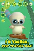 Screenshot of Talking YooHoo Free