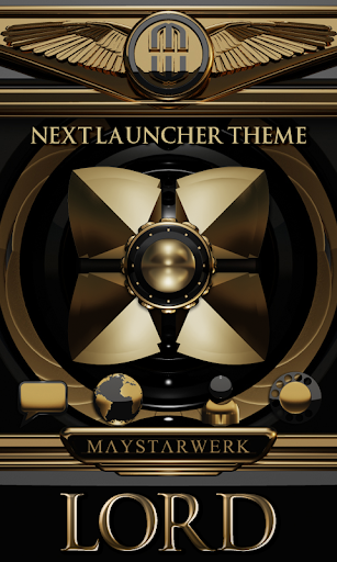 玩個人化App|Next Launcher theme Lord免費|APP試玩