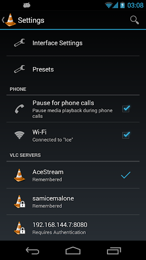 Remote for VLC (Stream Fork)  screenshots 3