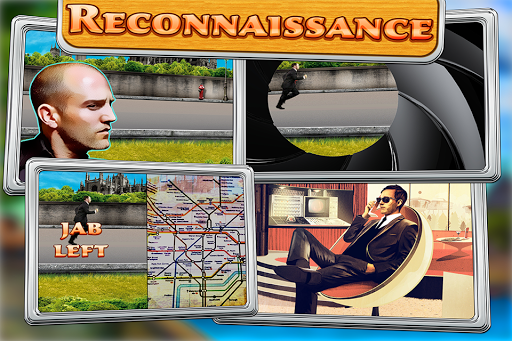 Spy Game Mission London Free