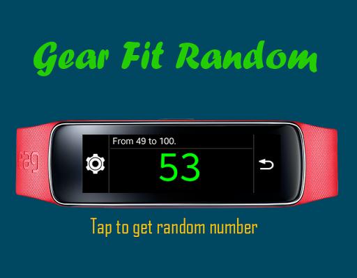 Gear Fit Random