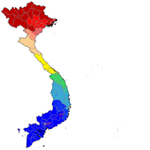 North&South Vietnamese dialect