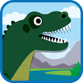 Make a Scene: Dinosaurs (pocket)