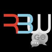 RBW GO SMS Pro Theme (free)