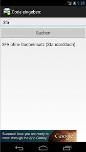 Ausstattungsdecoder - screenshot thumbnail