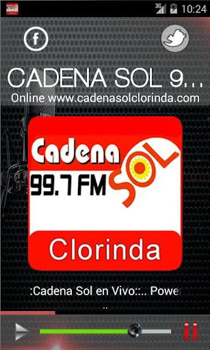 CADENA SOL 99.7