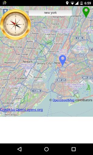 玩旅遊App|地図とコンパス免費|APP試玩