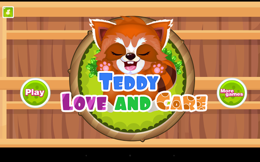 Teddy Love And Care