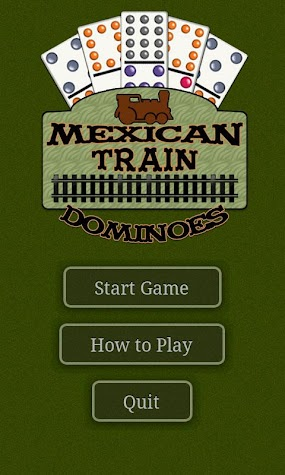 Mexican Train Dominoes Screenshot