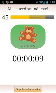 Baby Monitor - screenshot thumbnail