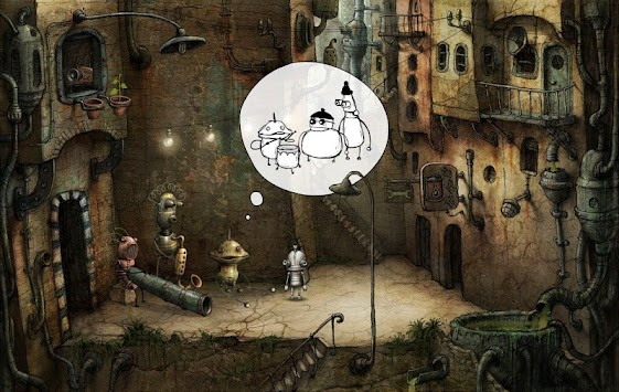 Machinarium APK screenshot thumbnail 19