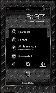 MACHINE BLACK THEME CHOOSER - screenshot thumbnail