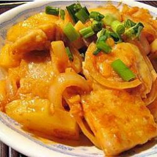 Sweet and Sour Fish Recipe