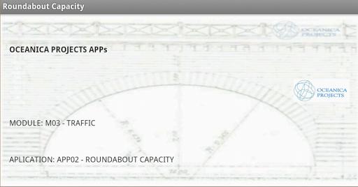 Roundabout Capacity