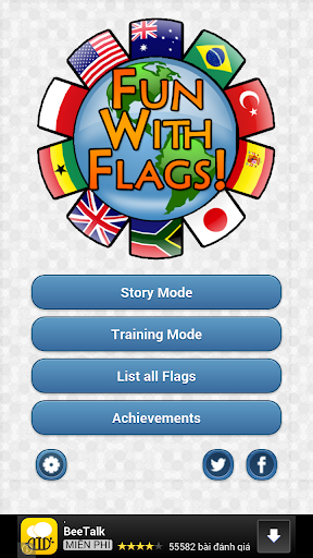 Country Flags Quizzes