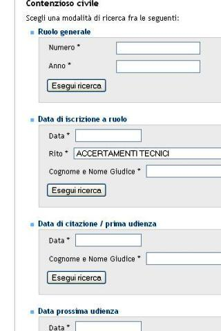 Giustizia PST - screenshot