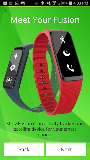 Striiv Activity Tracker