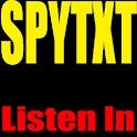 SPYTXT Listen In logo