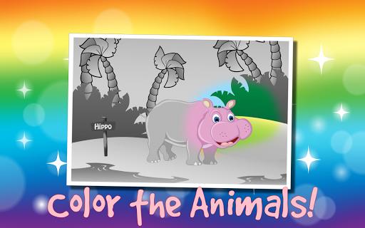 玩免費教育APP|下載子供のためのスクラッチゲーム!ワイルド app不用錢|硬是要APP