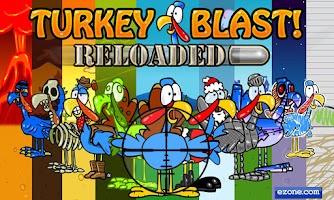 Screenshot of Turkey Blast: Reloaded