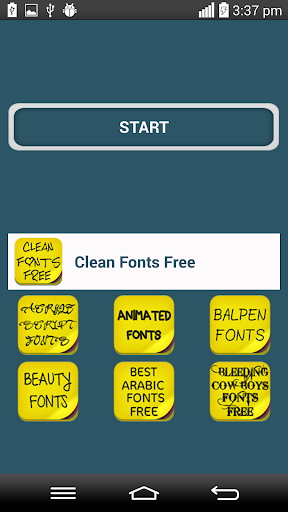 Clean Fonts Free
