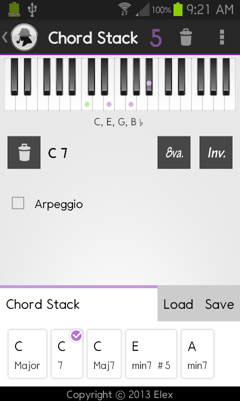 Chord / Scale Finder LE- screenshot
